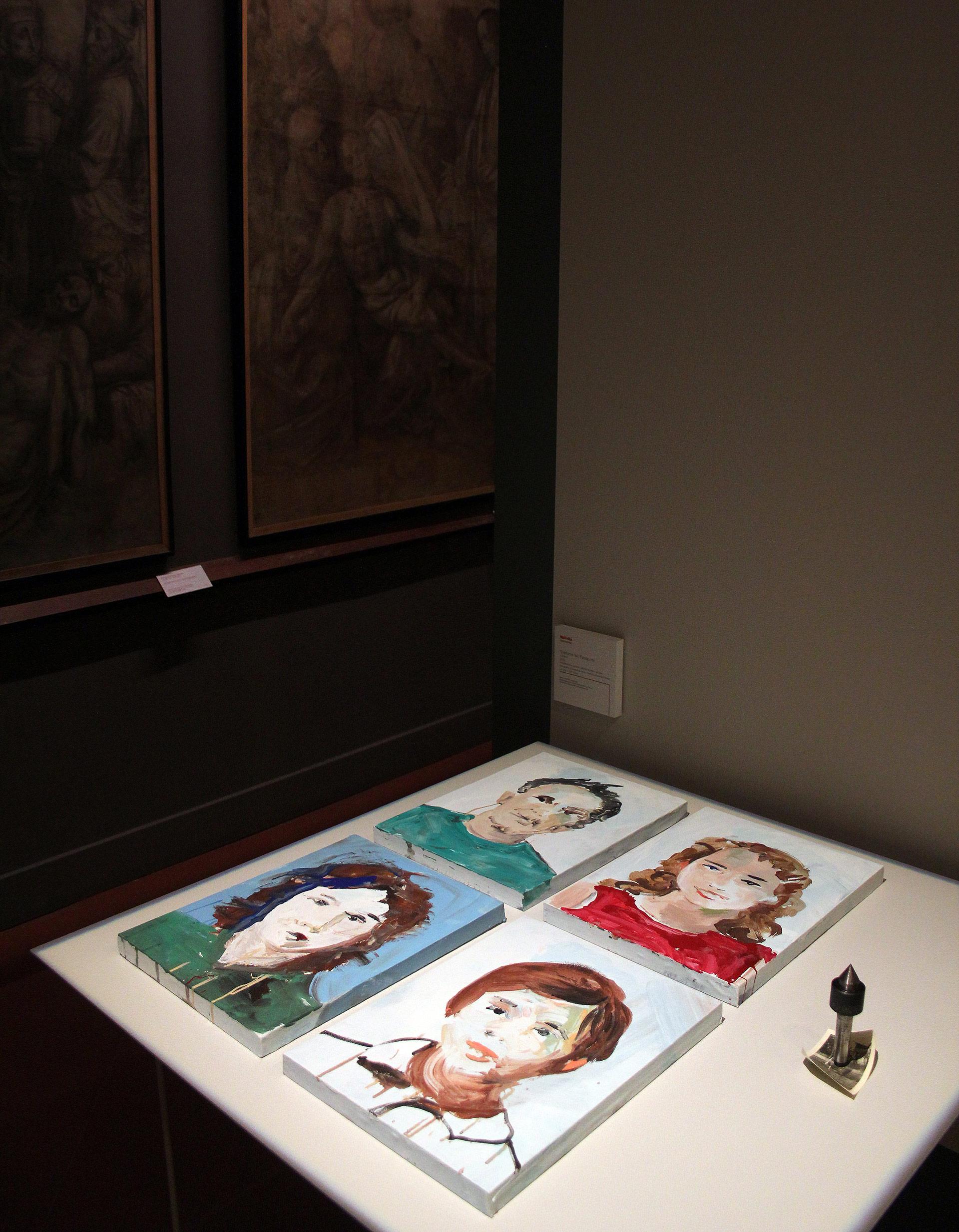 Stefano W. Pasquini, UE1601, Pinacoteca Albertina, Torino, 2016