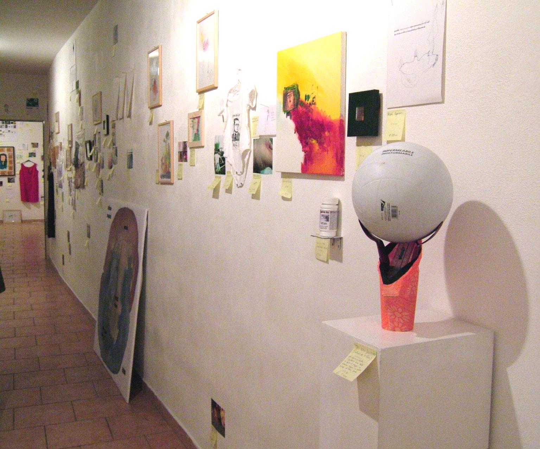 2004 2005, installazione alla Galleria 42 Contemporaneo, Modena